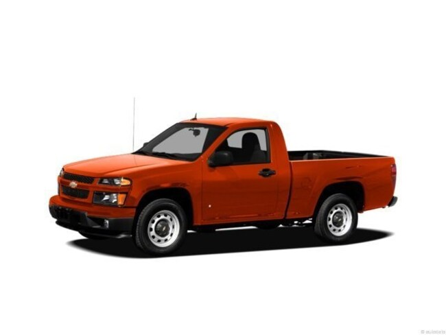 2012 Chevrolet Colorado 1LT 4x4 Regular Cab Truck Regular Cab
