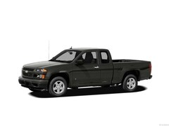 2012 Chevrolet Colorado 1LT 4x4 Extended Cab Truck Extended Cab