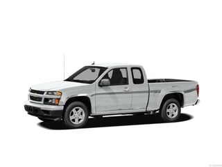 2012 Chevrolet Colorado Work Truck 4x4 Extended Cab Truck Extended Cab