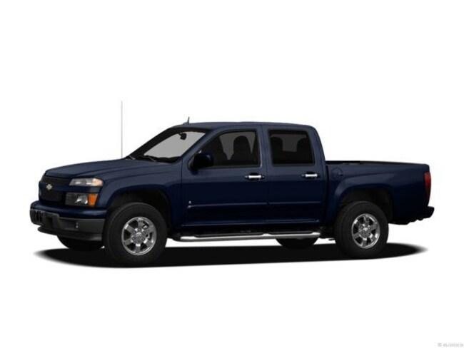 2012 Chevrolet Colorado LT w/2LT 4WD Crew Cab LT w/2LT