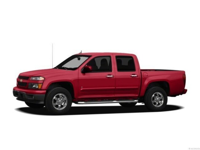 Used 2012 Chevrolet Colorado Truck Crew Cab Grants Pass, OR