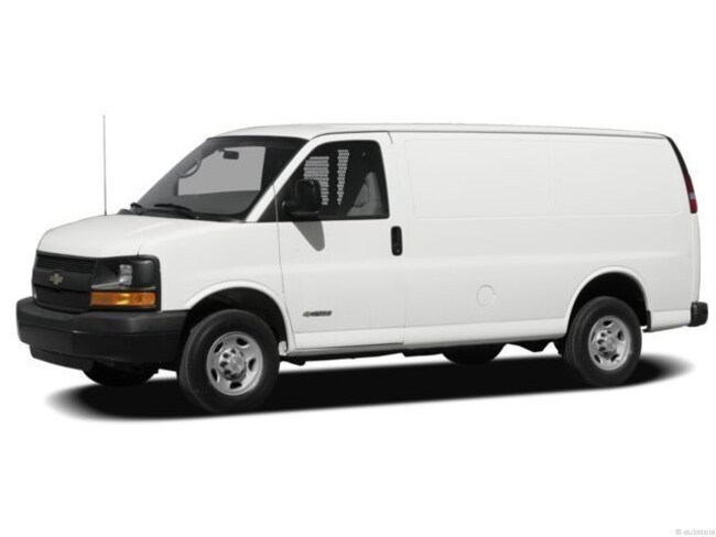 commercial Used 2012 Chevrolet Express 2500 Work Van Cargo Cargo Van for sale in Cadott, WI