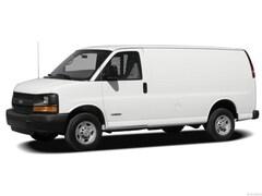 2012 Chevrolet Express 2500 Work Van Van Extended Cargo Van