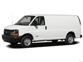 2012 Chevrolet Express 2500 Work Van Cargo Van