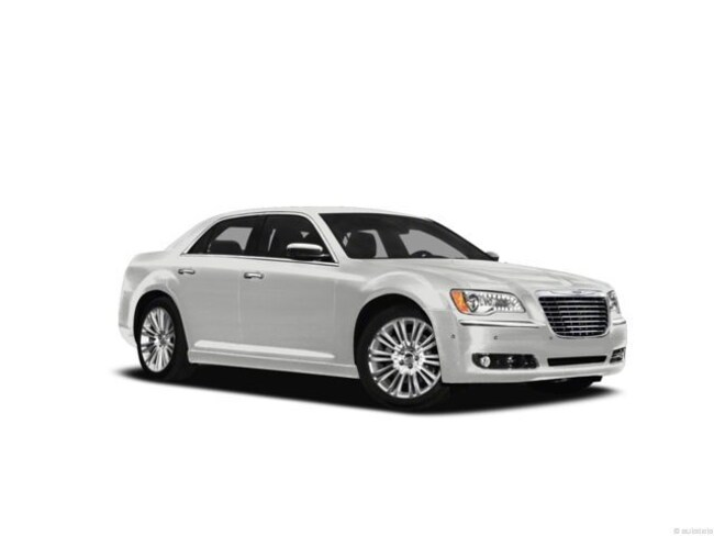 2012 Chrysler 300 Limited Sedan