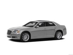 2012 Chrysler 300 4D Sedan C  Sedan