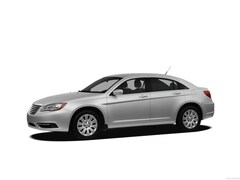 Used 2012 Chrysler 200 LX Sedan in Aberdeen, MD