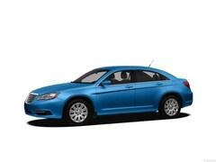 2012 Chrysler 200 Touring Car