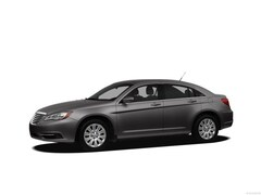 Bargain used vehicles 2012 Chrysler 200 Touring Sedan for sale near you in Grand Junction, CO