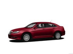 Used 2012 Chrysler 200 Touring Sedan near Buffalo, New York