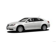 2012 Chrysler 200 Sedan Sedan