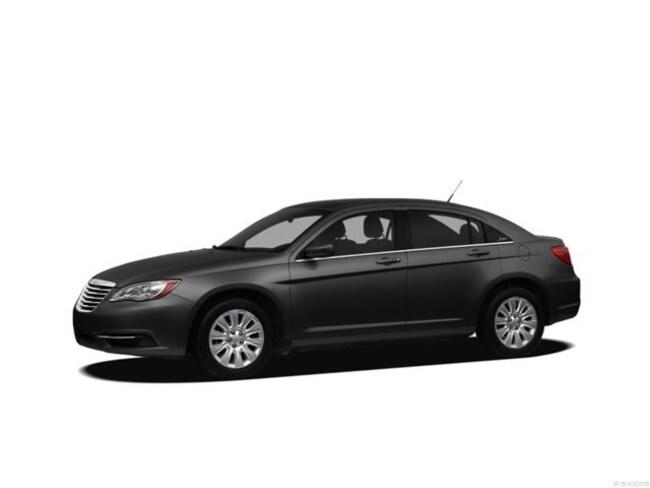 2012 Chrysler 200 Touring Touring Sedan