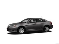 New 2012 Chrysler 200 Limited Sedan for sale in Wheeling, WV