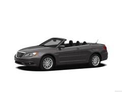 2012 Chrysler 200 Touring Convertible Convertible