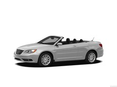 Pre-Owned 2012 Chrysler 200 Touring Convertible Convertible for sale in Lima, OH