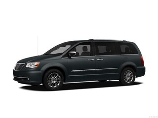 2012 Chrysler Town & Country Touring Van LWB Passenger Van
