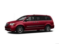 Used 2012 Chrysler Town & Country Touring Minivan/Van for sale in Mount Vernon