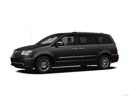 2012 Chrysler Town & Country Touring Touring  Mini-Van