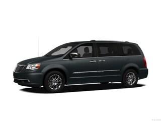 2012 Chrysler Town & Country Touring-L Mini-van, Passenger