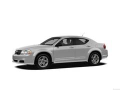 Used 2012 Dodge Avenger SE Sedan Barrington Illinois