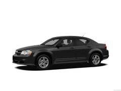 Used 2012 Dodge Avenger SE Sedan for sale near you in Tucson, AZ