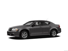 2012 Dodge Avenger SXT Car