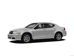 Pre-owned 2012 Dodge Avenger SXT Sedan 1C3CDZCB5CN242426 for sale near you in Tucson, AZ