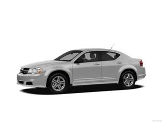 Discounted 2012 Dodge Avenger SXT Sedan for sale near you in Tucson, AZ