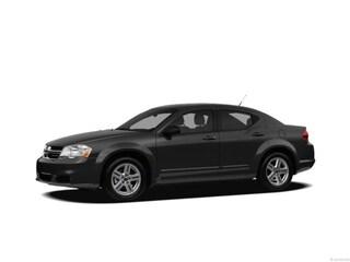 Used 2012 Dodge Avenger SXT Sedan 1C3CDZCB0CN280405 for sale in St Paul, MN