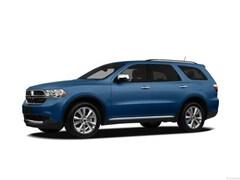 Used 2012 Dodge Durango Citadel AWD SUV for Sale in traverse City, MI