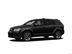Used 2012 Dodge Journey Crew AWD SUV 3710A for sale in Cooperstown, ND at V-W Motors, Inc.