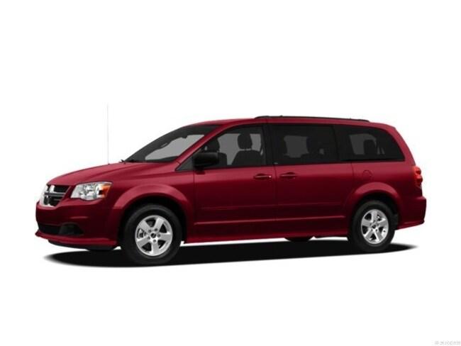 2012 Dodge Grand Caravan MNSTRT Van