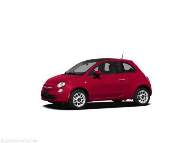 Used 2012 FIAT 500 Sport Hatchback 3C3CFFBR6CT500492 for sale near Santa Rosa CA