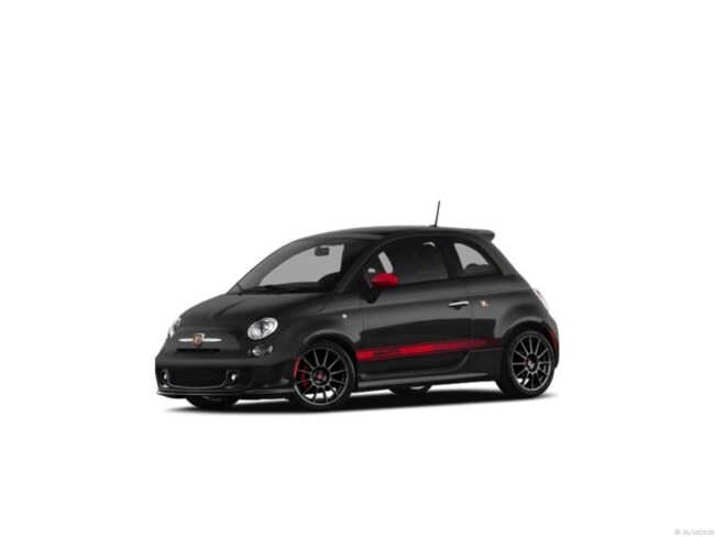 2012 FIAT 500 Abarth Hatchback