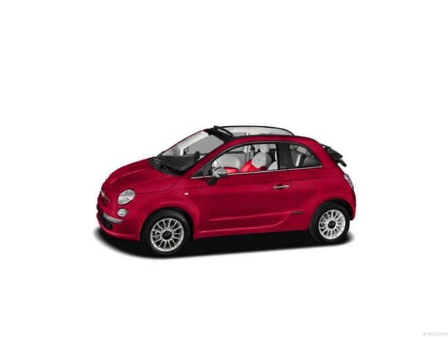 2012 FIAT 500c Pop Convertible