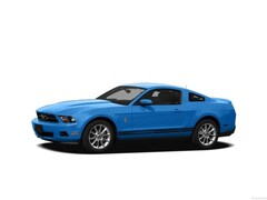 2012 Ford Mustang 2dr Cpe V6 Car