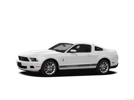 Featured Pre-Owned 2012 Ford Mustang Coupe for sale near you in Tucson, AZ