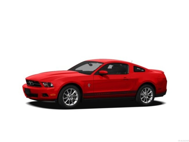 2012 Ford Mustang V6 P