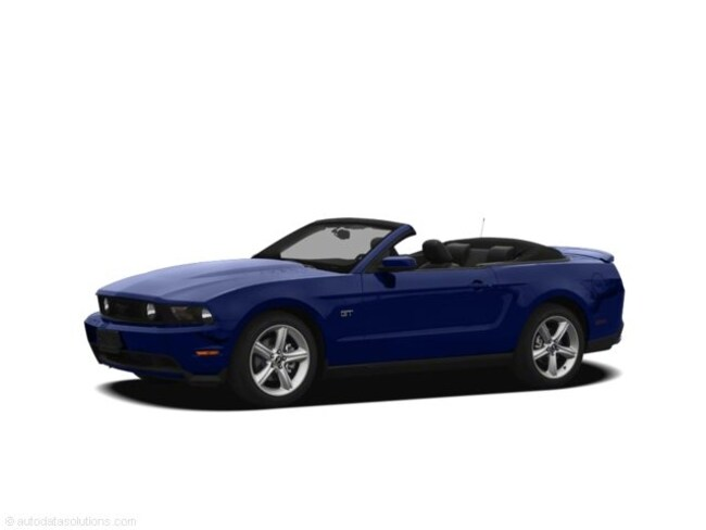 Used 2012 Ford Mustang V6 Premium Convertible Kansas City, Missouri