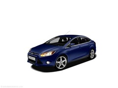 2012 Ford Focus S Car