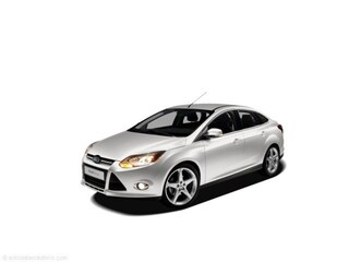 2012 Ford Focus 4dr Sdn SE Car
