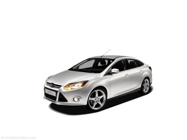 2012 Ford Focus SD Sedan