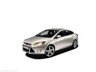 2012 Ford Focus Titanium 4dr Car