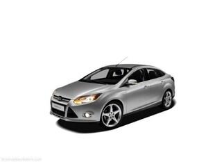 2012 Ford Focus Titanium Sedan