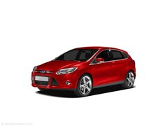 2012 Ford Focus SE Compact Car