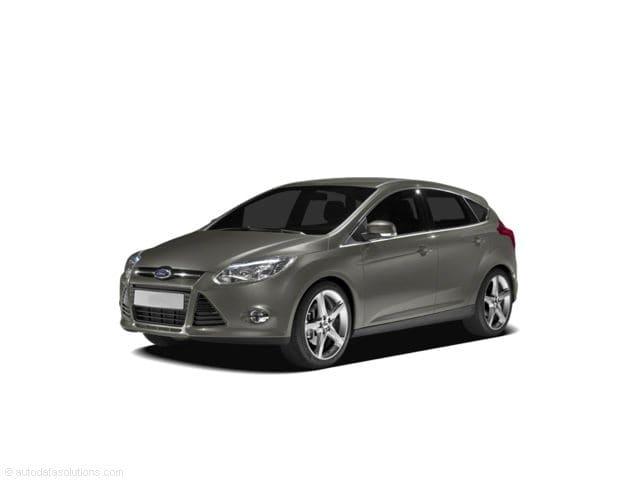 2012 Ford Focus SE Hatchback I4 16V GDI DOHC Flexible Fuel