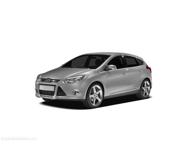 2012 Ford Focus SE Hatchback