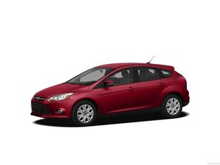 Used 2012 Ford Focus Titanium Hatchback for sale near Ruckersville