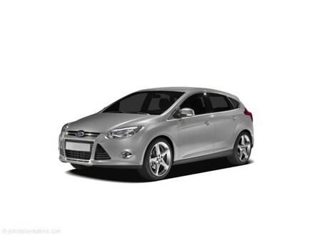 2012 Ford Focus Titanium Titanium  Hatchback