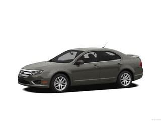 2012 Ford Fusion SE Car
